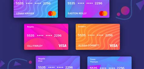 Discover the right cibc credit card for you using the credit card finder tool. Credit / Debit card XD templates - XDGuru.com
