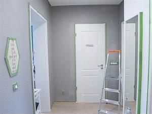 Haussockel Streichen Welche Farbe : kleiner flur welche farbe streichen ~ Orissabook.com Haus und Dekorationen
