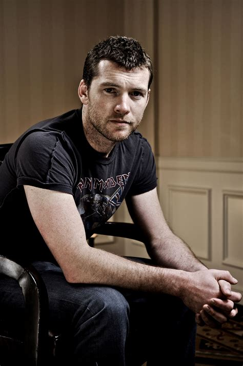 sam worthington photo    pics wallpaper photo