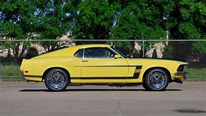 1969 Ford Mustang Boss 302 Fastback 302 CI, 4-Speed | Lot F96 | Monterey 2016 | Mecum Auctions
