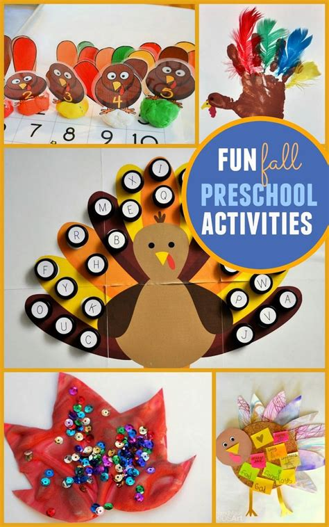 best 25 fall preschool ideas on fall 434 | 148981109065d31f088526899a3e4469 fall preschool activities thanksgiving preschool