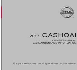NISSAN QASHQAI J11 OWNERS PACK HANDBOOK MANUAL WITH WALLET 2015-2018