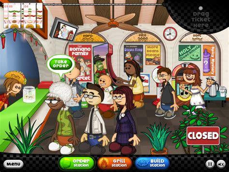 jeu de cuisine papa papa taco jeux gratuits en ligne