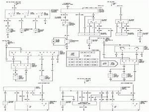 2004 Dodge Dr Ram Truck Wiring Diagram Original
