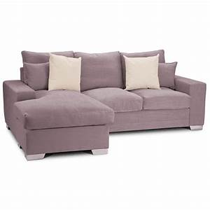 Sofa bed chaise soma dawn gray left sofa bed sectionals for Sectional sofa bed with chaise lounge