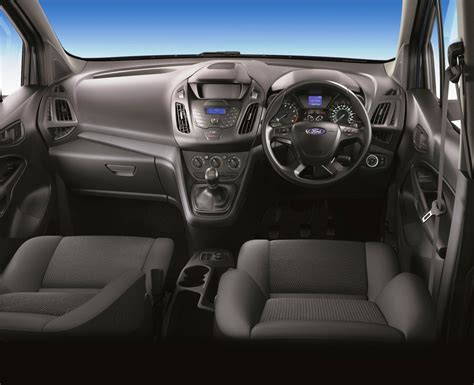 ford transit connect interior commercial vehicle