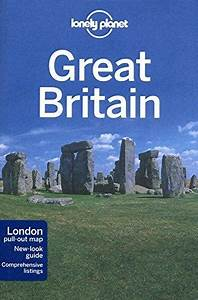 Lonely Planet Great Britain by Else, David: Lonely Planet ...
