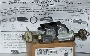 65 66 Mustang Ignition
