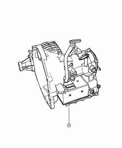 Dodge Stratus Transaxle Package  With Torque Converter