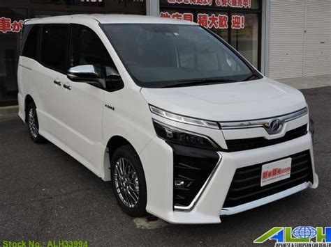 Toyota Voxy Backgrounds by 6820 Japan Used 2019 Toyota Voxy Minivan For Sale Auto