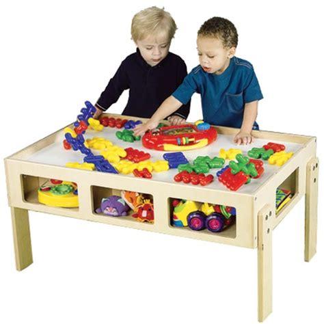 table activities for preschoolers activity table