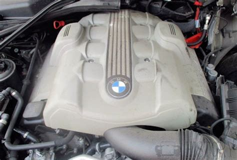 Bmw N62 V8 Engine (2002