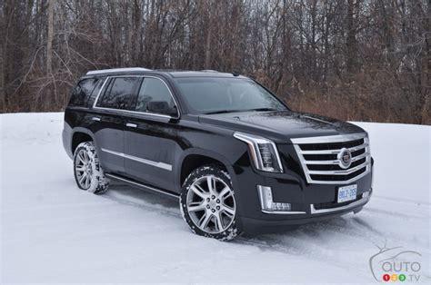 2015 Cadillac Escalade Review by 2015 Cadillac Escalade Premium Review Editor S Review