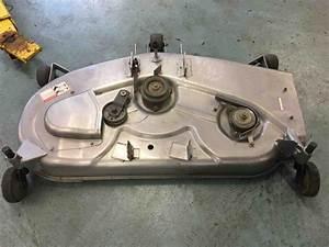 Used 46 U2033 Mower Deck  13 For Honda H5013 Or H5518 Tractor  U2013 Formula H Motorworks  Inc