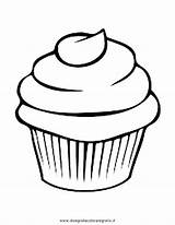 Salvo Google Cupcake sketch template