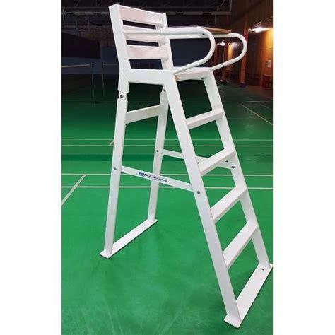 aluminium tennis umpire chair white end 3 11 2017 9 30 pm