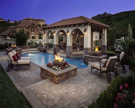 Fine Outdoor Living Patio Design Ideas