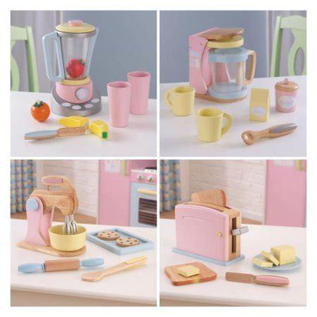 Kidkraft Pastel Kitchen Accessories 4pa  Walmartcom