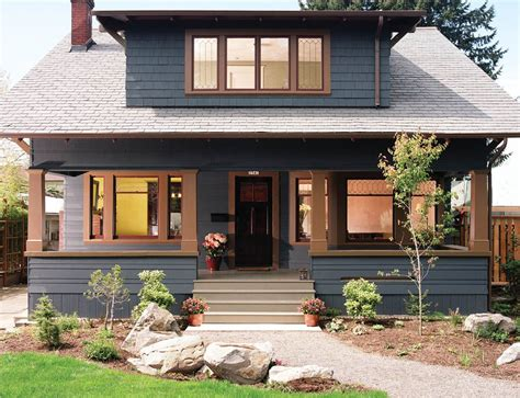 House Style : Modern Craftsman Style House Interior