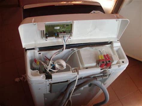 lavarropa prende al enchufarlo yoreparo