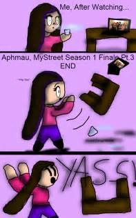 Aphmau Season 3 My Street