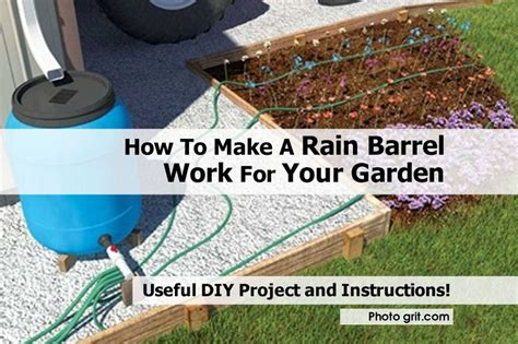 how to make a barrel how to make a rain barrel driverlayer search engine