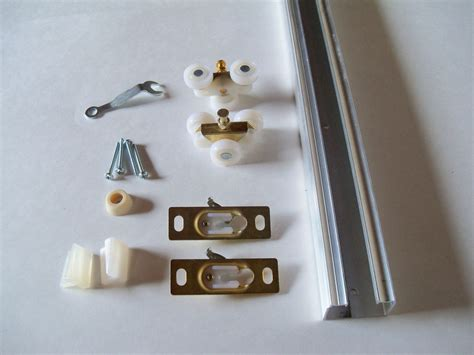 pocket door hardware kit series 2 hbp standard duty pocket door track and hardware