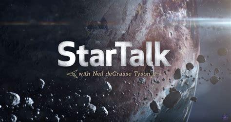 startalk tv season  episode guide  sneak peak
