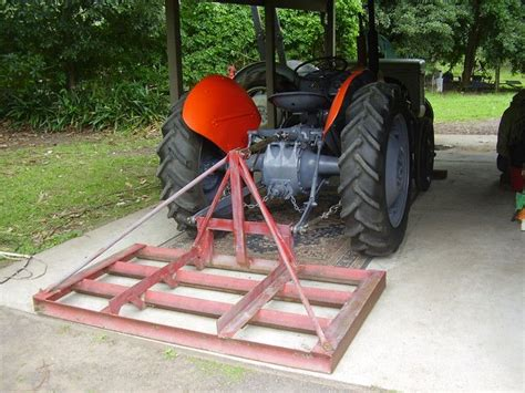 image result  homemade land leveler   yard tractors tractor accessories tractor