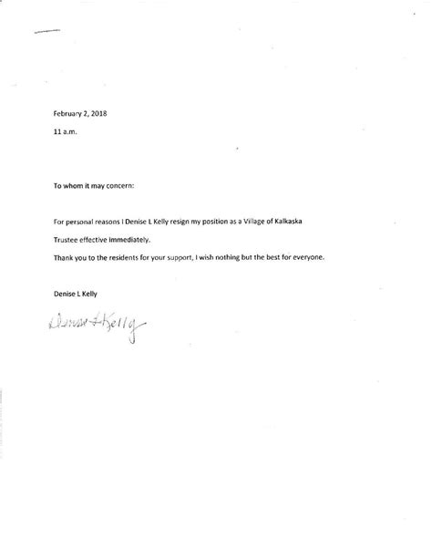 Resignation Letter Template Pdf Why Is Resignation Letter Template Pdf So Famous? in 2020