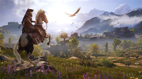 Rpgfan News  E3 2018 Assassin's Creed Odyssey Gets A
