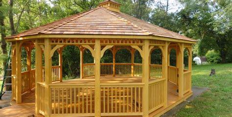 gazebo plans  diy ideas  enjoy outdoor living home  gardening ideas