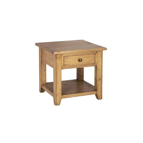bout de canape m table basse bout de canap 233 1 tiroir naturel interior s