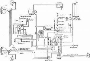 electrical wiring diagram for 1942 47 chevrolet truck With wiring diagrams of 1965 chevrolet 6 and v8 biscayne belair impala part 2