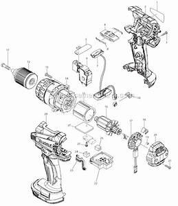 Makita Lxph03 Parts List And Diagram   Ereplacementparts Com