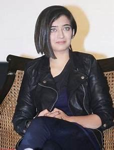 Akshara Haasan at the trailer launch of 'Shamitabh'. # ...