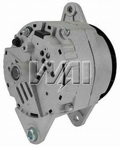 Heavy Duty Alternator Delco 27si  200 65 Amp   24 Volt
