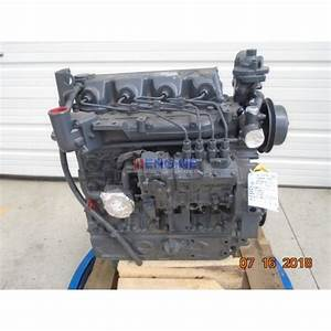 R  F  Engine Kubota V3800