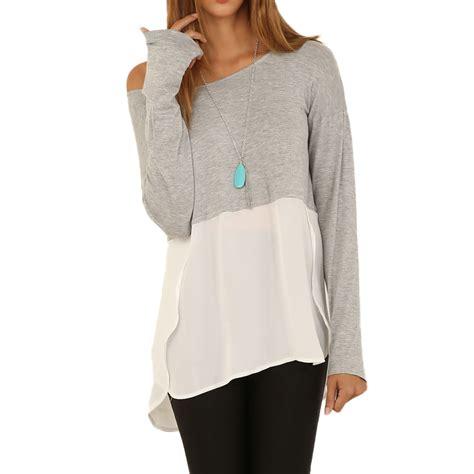 womens plus blouses blouses chiffon blouse tops fashion 2015 plus