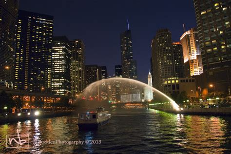 Night Boat Cruise In Chicago by Photo Adventure July 2013