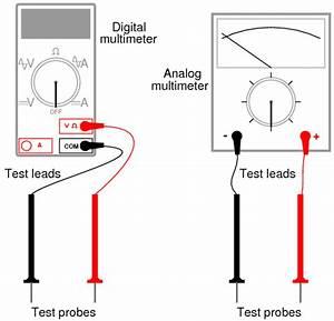 Voltmeter Usage