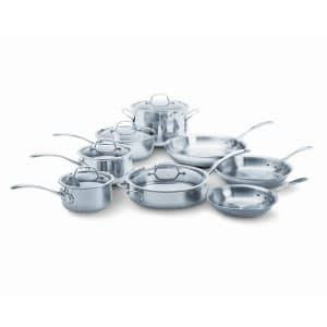 top   stainless steel cookware sets   reviews
