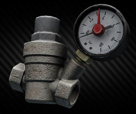 Escape from tarkov bitcoin farm can only store 3 bitcoins at a time. Pressure gauge - The Official Escape from Tarkov Wiki
