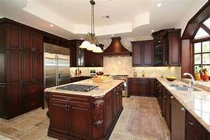 Cherry Antique Kitchen Cabinet Pictures