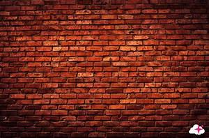 Tête de lit brique rouge motif industriel MdS