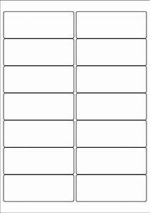 Template for labels 14 per sheet 28 images template for Avery 14 labels per sheet template