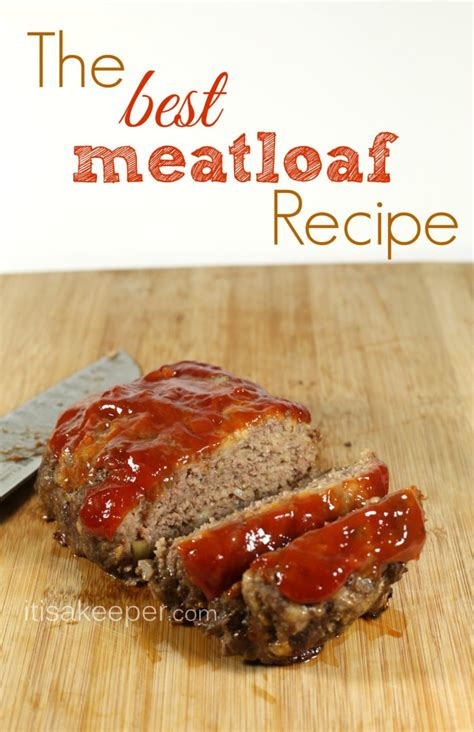 meatloaf recipes   keeper