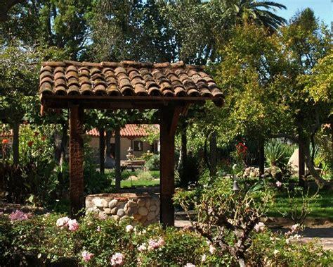 mission san luis obispo de tolosa gardens my california