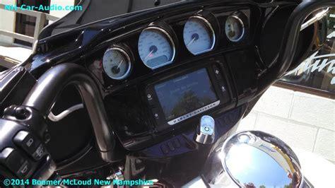 harley streetglide focal speaker upgrade boomer nashua