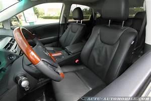 Lexus Rx 450h Occasion Le Bon Coin : essai lexus rx 450h le suv sobre et performant actu automobile ~ Gottalentnigeria.com Avis de Voitures